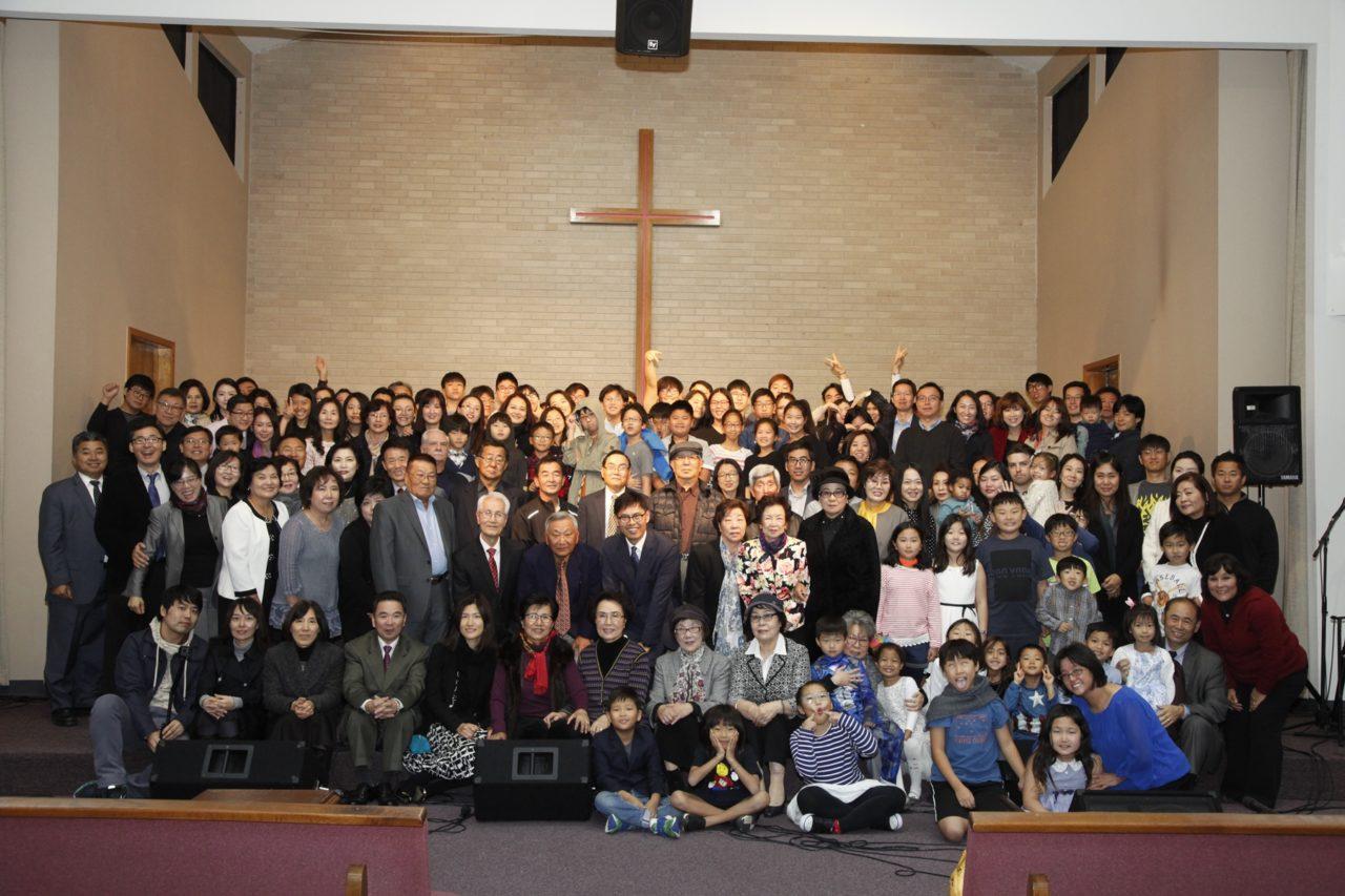 설립 22 주년 기념예배